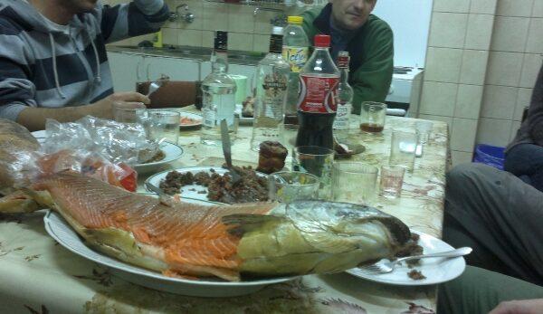 Ryba piła... - Wda 2012